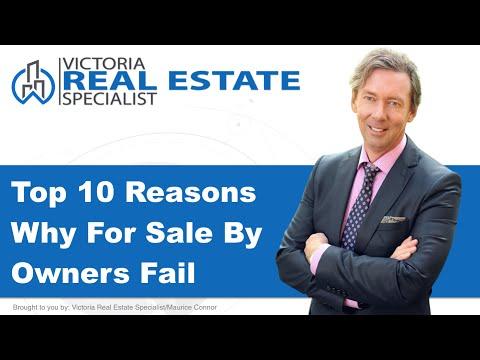 FSBO Tips  | Victoria, BC Real Estate  | Maurice Connor
