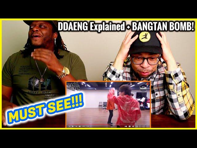 BTS - DDAENG Explained (Reaction) + BANGTAN BOMB Behind the Scene!!!