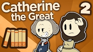 Catherine the Great - Not Quite Empress Yet - Extra History - #2