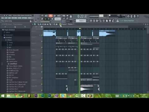 VINAI - Techno (FL Studio Remake) + FLP