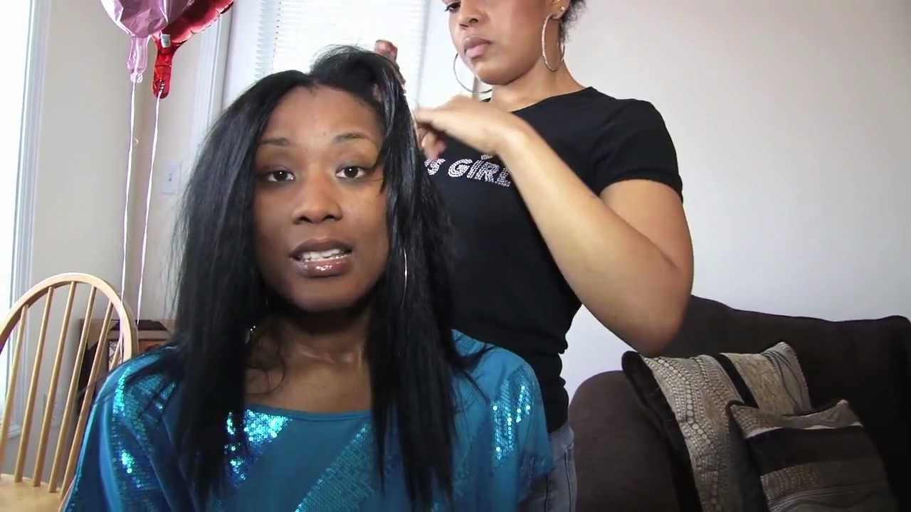 Bobbi Boss Remi Remy Indian Hair Review - YouTube 388ede01d9