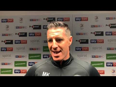 Mark On Exeter Defeat