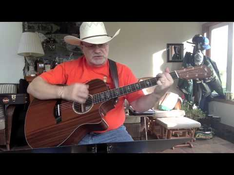 1687 -  The Good Stuff  - Kenny Chesney cover with guitar chords and lyrics