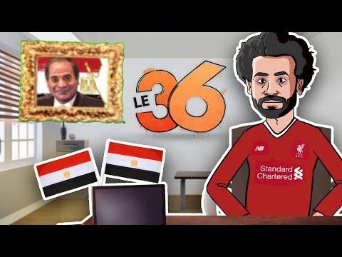Le360.ma •La brigade du Caire convoque Mohamed Salah