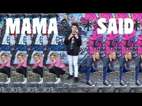 "Thumbnail: ""Mama Said"" by Lukas Graham - Cover by Hayden Summerall Feat- Ruby Rose Turner & Nadia Turner"