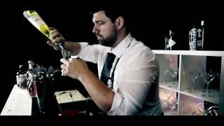 Craft flair cocktail / Montpellier / schweppes /  shake it bartending