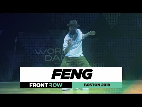Feng | FrontRow | World of Dance Boston 2018 | #WODBOS18