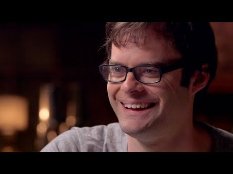 SNL's Bill Hader is a Natural - Speakeasy - YouTube