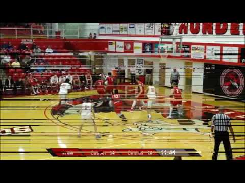 Marcus Nolan 6'2 Guard - Central Wyoming College (NJCAA D1)