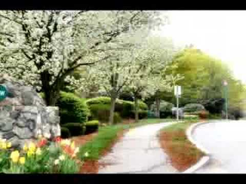 Waltham, Massachusetts & Canton, MA - Scenic Places in US