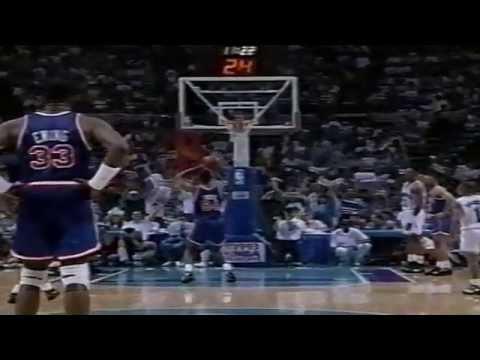 1993 ECSF Gm. 4 Knicks vs. Hornets