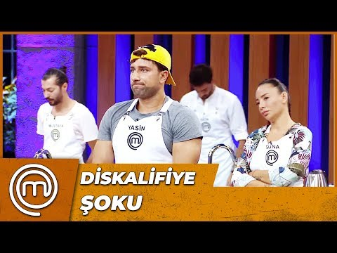 Yasin Kaptanlık Yarışında Diskalifiye Oldu | MasterChef Türkiye 9.Bölüm
