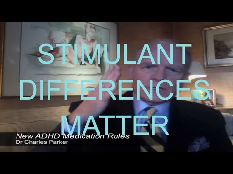 Adderall & Vyvanse [AMP] vs Ritalin & Concerta [MPH] - Differences Explained