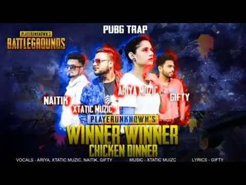 PubG Song | Ariya Ft. Xtatic Muzic | PubG | TrapMix | PubG Anthem