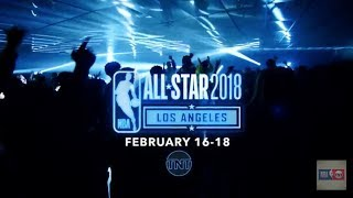 2018 NBA All Star on TNT feat Migos 34