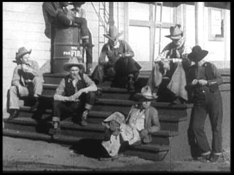 Sunset Range (1935) HOOT GIBSON