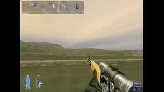 I.G.I 2 Convert Strike Mission #7 Border Crossing Gameplay (Hard Mode)