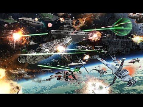 Star Wars - The Battle Of Endor [Dark Version]