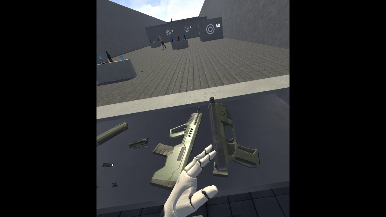 Weapon Master VR Support Thread - Unreal Engine Forums
