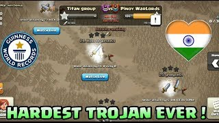 IMPOSSIBLE TROJAN HORSE WAR ! INDEPENDENCE DAY SPECIAL 🇮🇳
