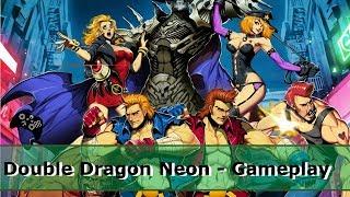 Double Dragon Neon - Xbox 360/Retro