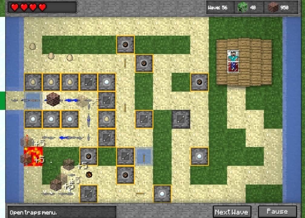 Minecraft Tower Defense 2 Hacked (Cheats) - Hacked Free Games |Play Minecraft Tower Defense Hacked
