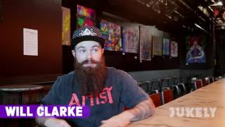 jukely live interview will clarke