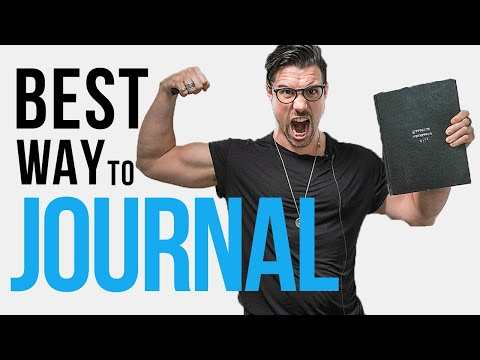 The Ultimate Guide to Keeping a Journal | The Best Book Youve Ever Read