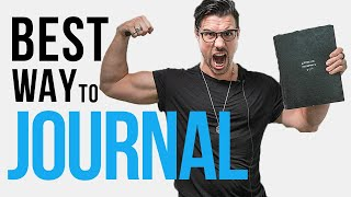 The Ultimate Guide to Keeping a Journal | The Best Book You