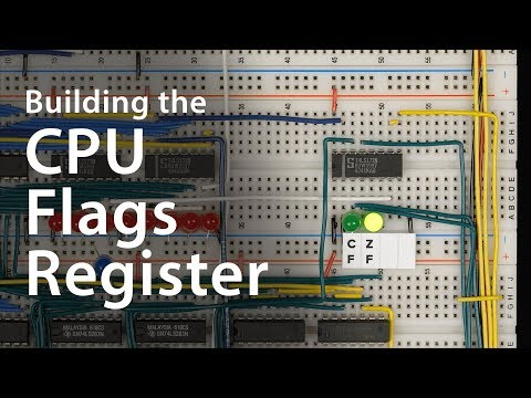 CPU flags register