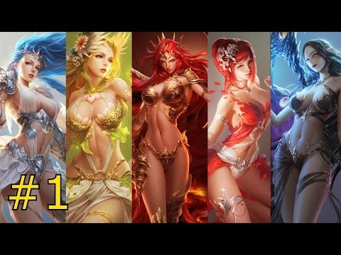 Exceptionnel I play) League of Angels #1 - YouTube VC19