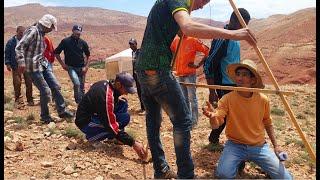Perma Atlas  épisode 1, lancement d'un centre de lutte contre l'érosion en zone aride au Maroc