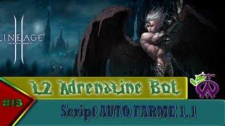L2 Adrenaline bot - Script AUTO FARME 1.1 [FULL ALL] + Explicação [HD]