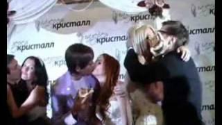 Прохор Шаляпин и София Тайх Звездные  свадьбы