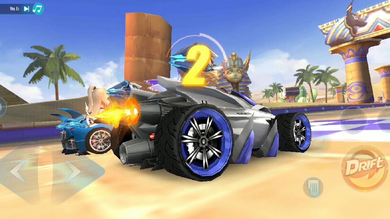 Zing speed mobile - trải nghiệm với trò chơi đua xe