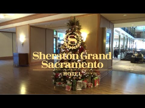 Fast OTIS Traction Elevators-Sheraton Grand Hotel-Sacramento, CA
