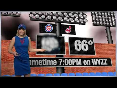 World Series Weather Preview 2016