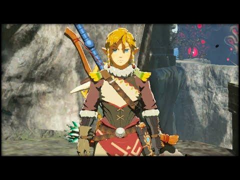 The Legend of Zelda: Breath of the Wild - Gameplay Part 38 - Prepare for Battle! (Nintendo Switch)