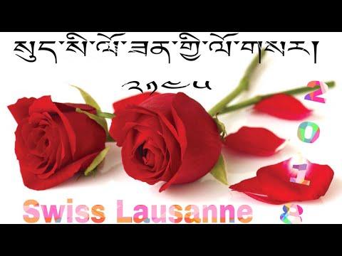 Tibetan Swiss community Lausanne New year culture show 2018