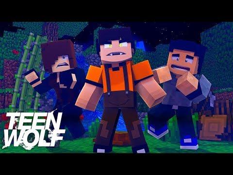 Minecraft: TEEN WOLF - A MORDIDA !! Ep.1 ‹ Gustavo ›