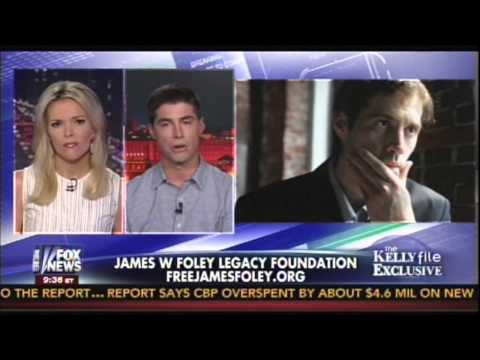 James Foley's brother speaks about the deceit of Obama administration