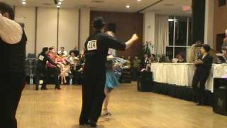 West Coast Final Triangle Dancesport Championship 2008