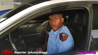 Broda shaggi has a new car , watch this hilarious comedy video, brodashaggi hits the jackpot