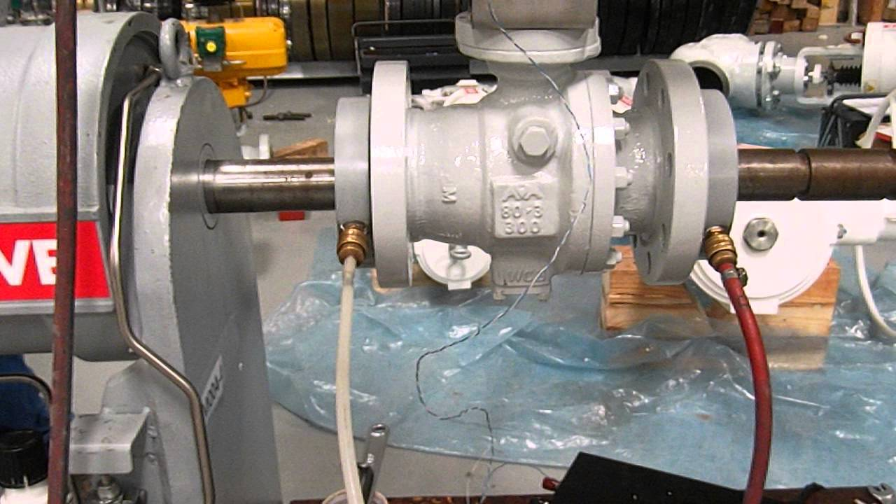 Ball Valve Leakage - YouTube | 1280 x 720 jpeg 103kB