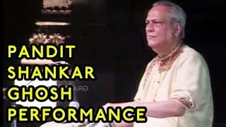 Pt Shankar Ghosh Live Performance @ Pandit Bhimsen Joshi Music Festival