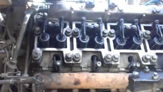 Ремонт двигателя камаз 740 часть 2. Момент затяжки болтов двигателя.