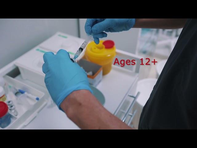 Covid-19 Vaccine Clinic PSA