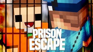 minecraft prison escape