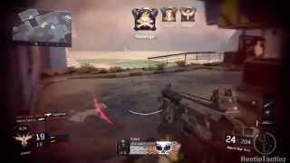 BO3 - Sparrow Killing Spree! (28-8 TDM on Combine) - Black Ops 3 Multiplayer Beta