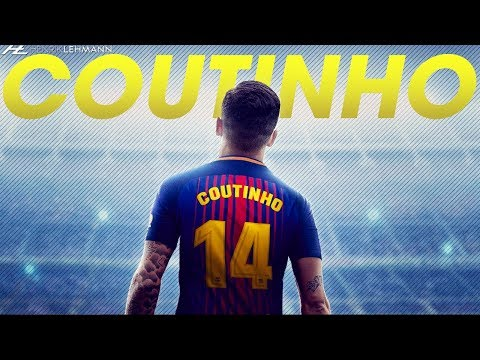 Philippe Coutinho ● FC Barcelona - The Start ● 2018 HD